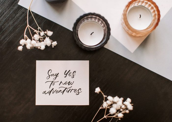 Say yes to an interview